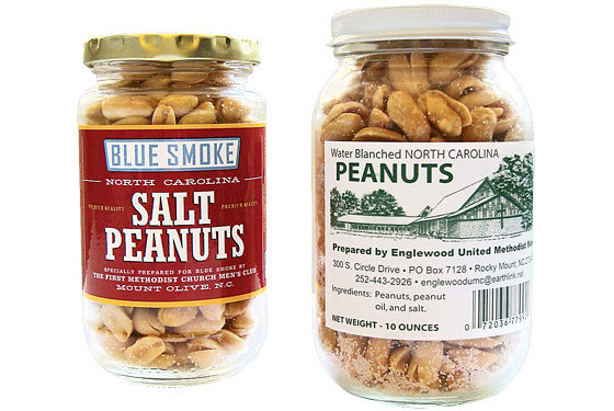 ENGLEWOOD UNITED METHODIST, Peanuts Salt/Unsalt