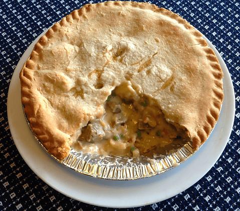 ZOOK'S, Large Chicken Pot Pie 24oz