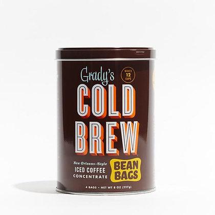 GRADY'S, Cold Brew Concentrate Tin 8OZ