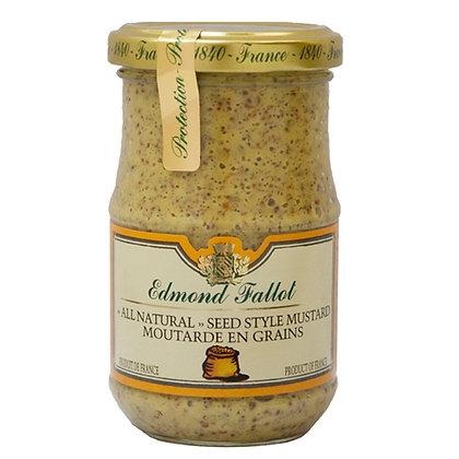EDMOND FALLOT, Old Fashioned (Seed Style) Mustard