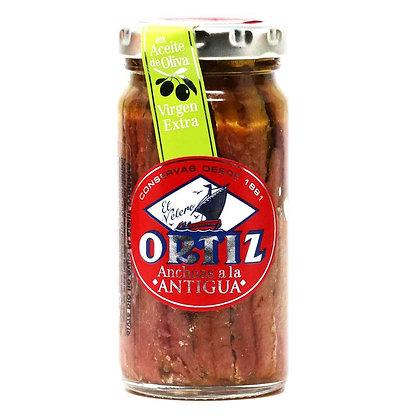 ORTIZ, El Velero Mackerel Fillets Jar