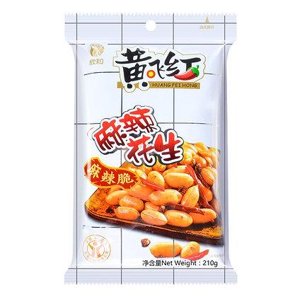 HUANG FEI HONG, Sichuan Peanuts 110g