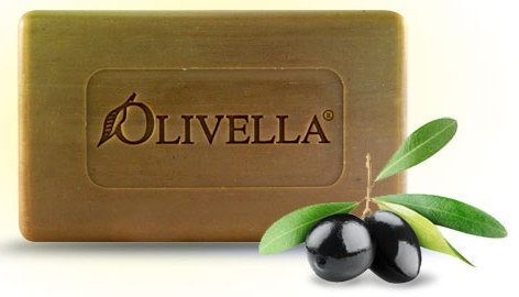 OLIVELLA, Oilve Oil Soap Bar