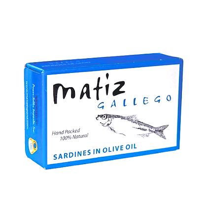 MATIZ, Sardines in Olive Oil
