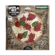 TABLE 87, Pepperoni