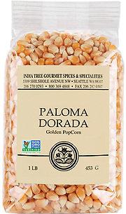INDIA TREE, Popcorn Paloma Dorada