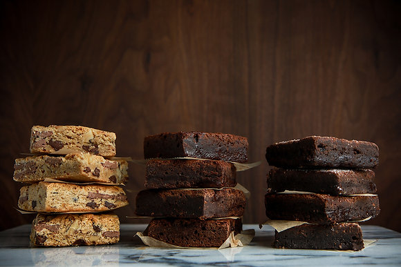 BAKED, Sweet and Salty Brownie