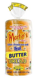 MARTIN'S, Butter Bread