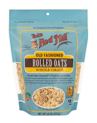 BOB'S RED MILL, Old Fashion Rolled Oats
