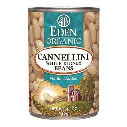 EDEN ORGANIC, Cannellini Beans
