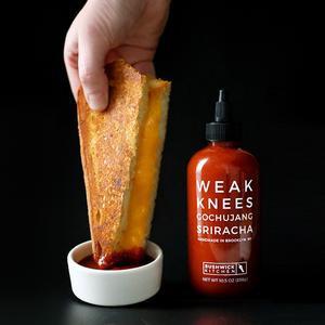 BUSHWICK KITCHEN, Weak Knees Gochujang Sriracha