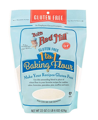 BOB'S RED MILL, GF 1 TO 1 Baking Flour