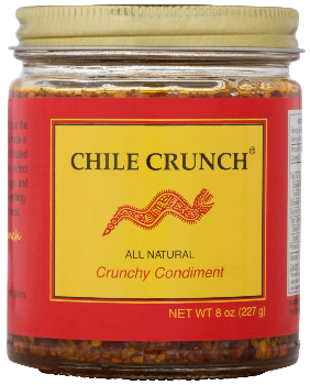 CHILE COLONIAL, Chile Crunch Condiment