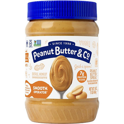 PEANUT BUTTER & CO., Smooth Operator