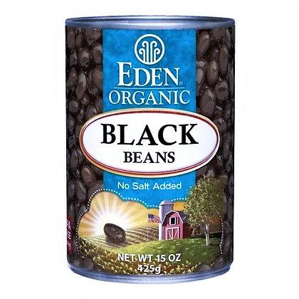 EDEN ORGANIC, Black Beans