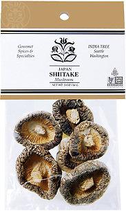 INDIA TREE, Dried Shiitake