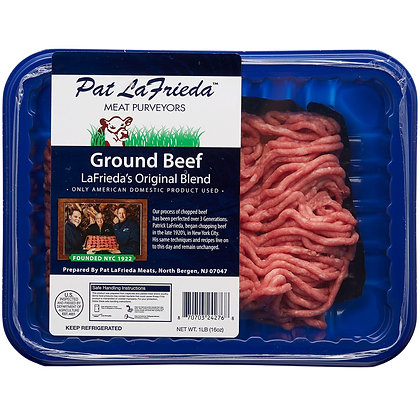 PAT LAFRIEDA, Ground Beef
