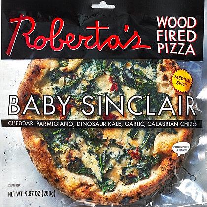 ROBERTA'S, Baby Sinclair
