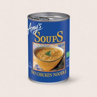 AMY'S ORGANICS, NO Chicken Noodle Soup