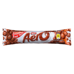 NESTLE, Aero Bar Purely Chocolate