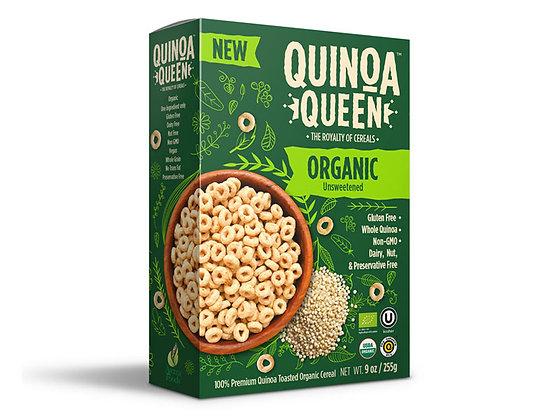 QUINOA QUEEN, Original Unsweetened 9oz