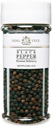 INDIA TREE, Tellicherry 4.5oz Jar