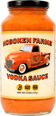 HOBOKEN FARMS, Big Boss Vodka Sauce