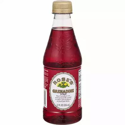 ROSE'S, Grenadine Syrup
