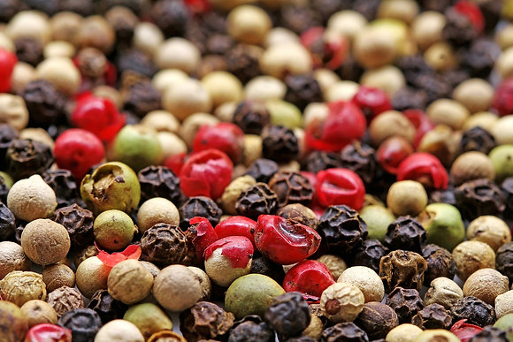 MEKS, Green Peppercorns