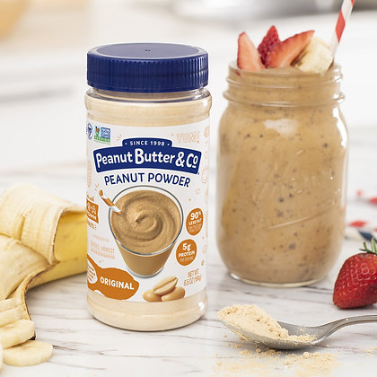 PEANUT BUTTER AND CO, Peanut Powder