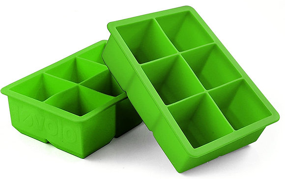 TOVOLO, King Cube Tray - Green