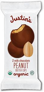 JUSTIN'S, Milk Chocolate Peanut Butter Cups