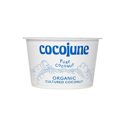 COCOJUNE, Pure Organic Coconut Yogurt