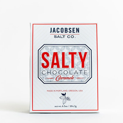 JACOBSEN, Salty Chocolate Caramels