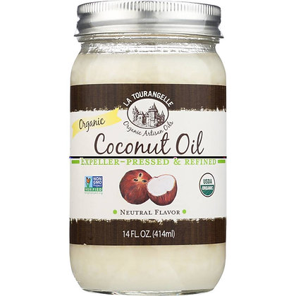LA TOURANGELLE, Coconut Oil