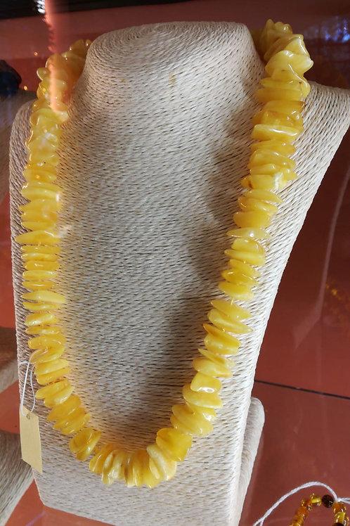 Collana Ambra Succinico Baltica