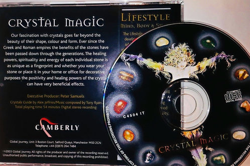 CD Crystal Magic Sound