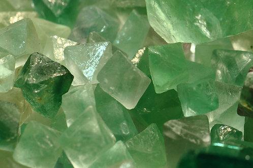 Fluorite Grezza