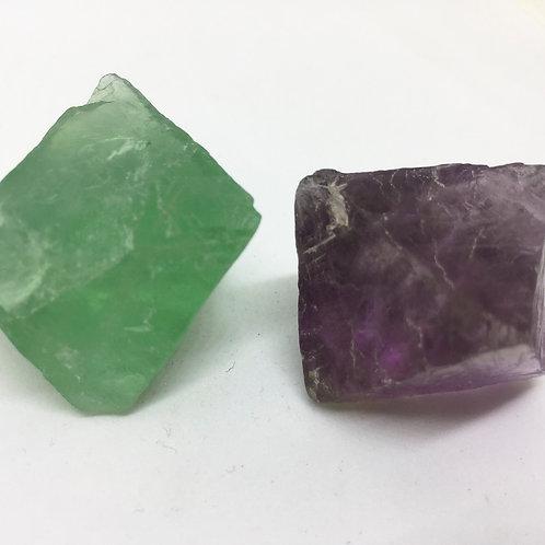 Fluorite Ottaedro