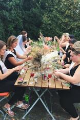 Workshop Blumen JGA Mosel