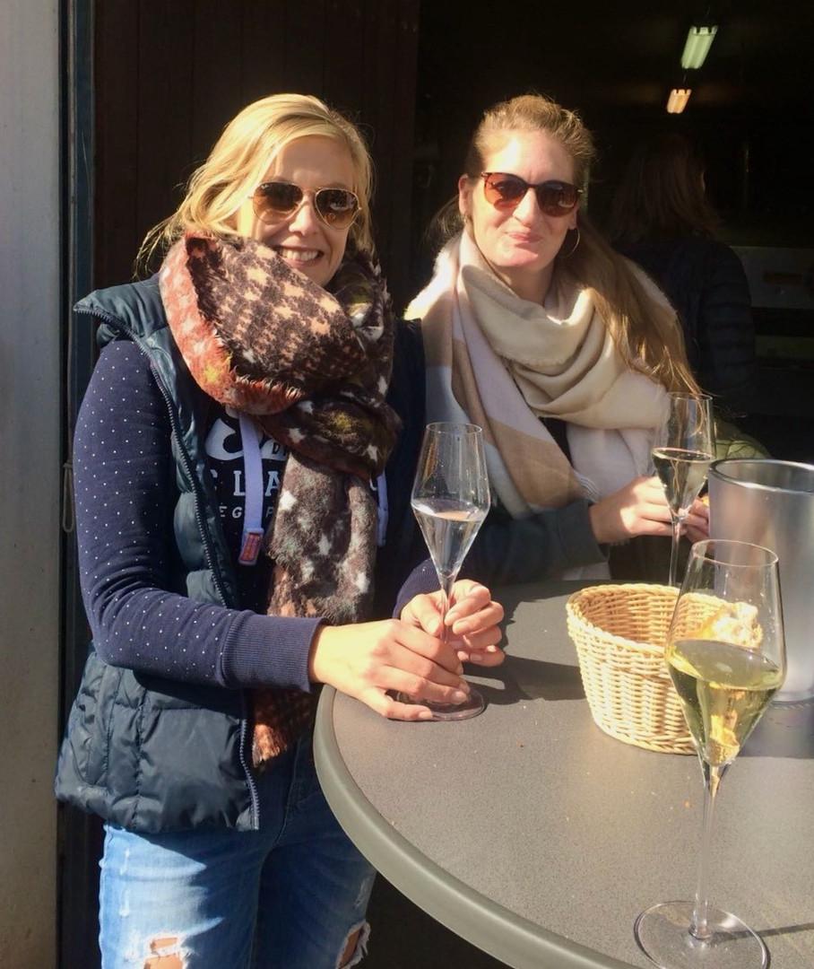 JGA Sekt Weinprobe Mosel