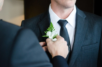 Bräutigam Hochzeit Tagesbetreuung