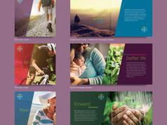 Bayer Yearbook Design