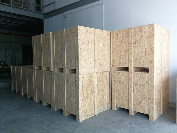 OSB Crate Box