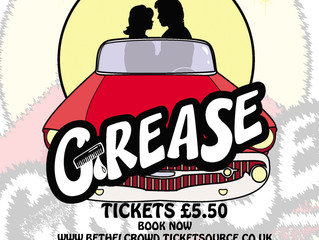 Tickets on Sale for Grease!