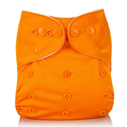 Couche lavable 'Orange' + Insert
