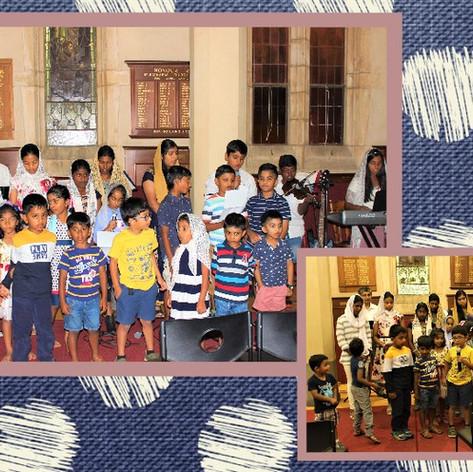 Kids Session
