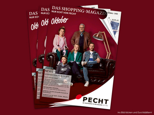 Das Shopping Magazin - OKTOBER 1