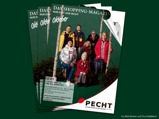Das Shopping Magazin - OKTOBER 2