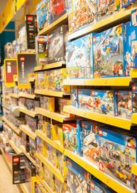 Lego, Playmobil und vieles mehr